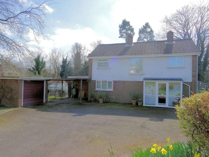 4 Bedrooms Detached House for sale in Lightfoot Grove