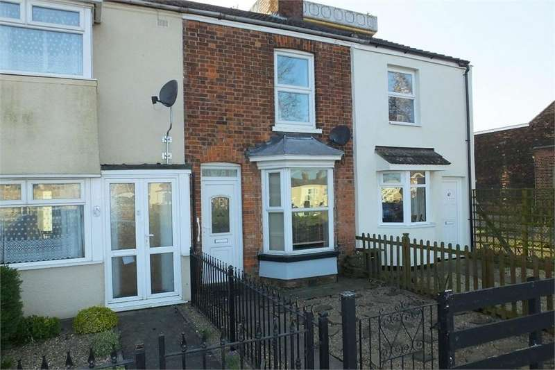 2 Bedrooms Terraced House for sale in Horncastle Road, Boston, Lincolnshire