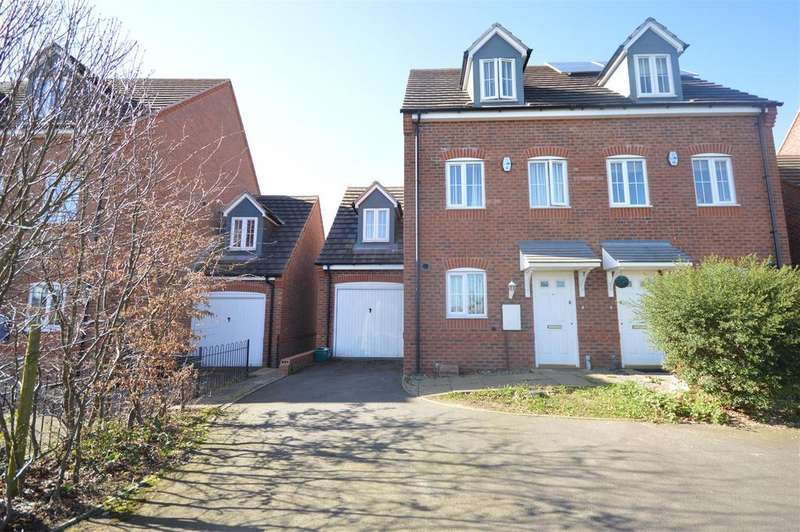 4 Bedrooms Semi Detached House for sale in Buckden Close, Birmingham