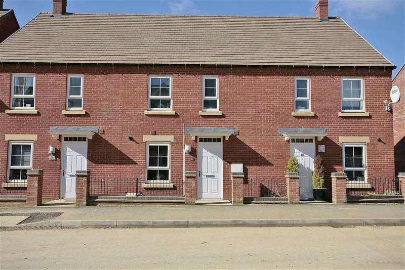 3 Bedrooms Terraced House for sale in Longford Park Road, Banbury, Oxon, OX15