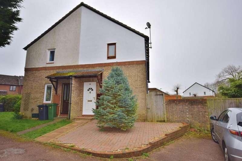 1 Bedroom Terraced House for sale in Loddon Vale, Basingstoke, RG22