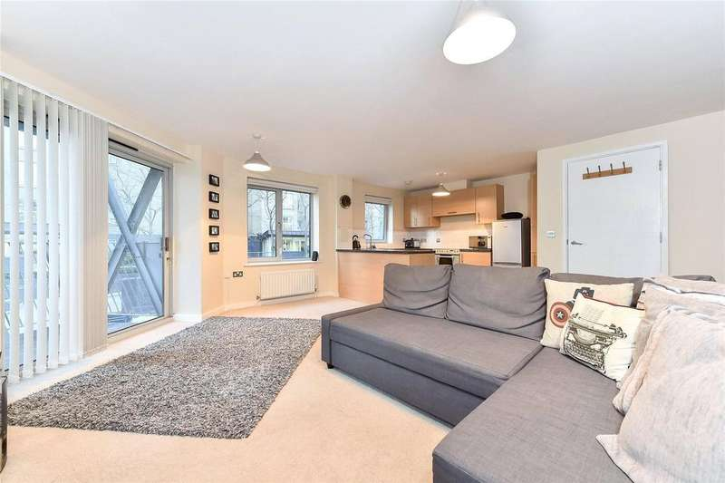 1 Bedroom House for sale in Express Wharf, 3 Hutchings Wharf, E14