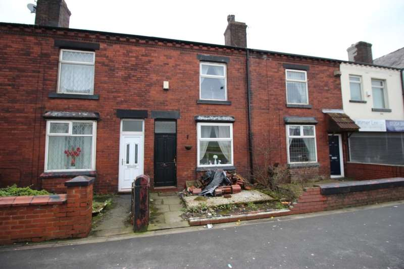 2 Bedrooms Property for sale in Bury Road, Breightmet, Bolton, BL2