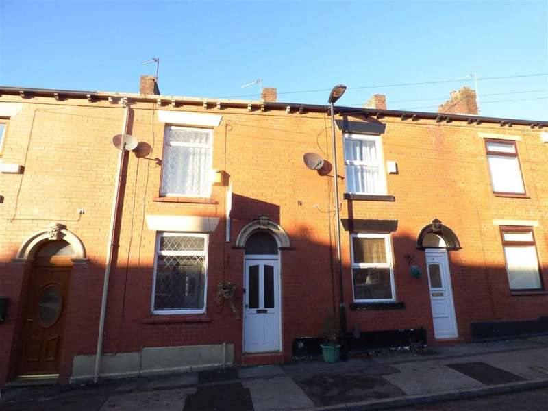 2 Bedrooms Terraced House for sale in Queen Street, Royton, Oldham, OL2