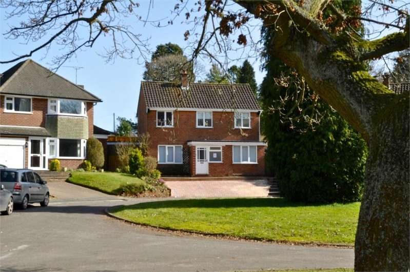 4 Bedrooms Detached House for sale in Cartledge Close, Cuddington, Northwich, Cheshire