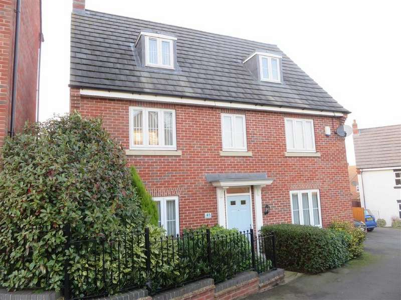 5 Bedrooms Detached House for sale in Brompton Road, Leicester