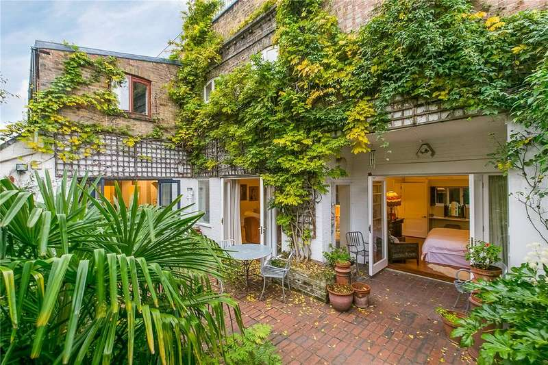 4 Bedrooms Flat for sale in Rigault Road, Parsons Green, London