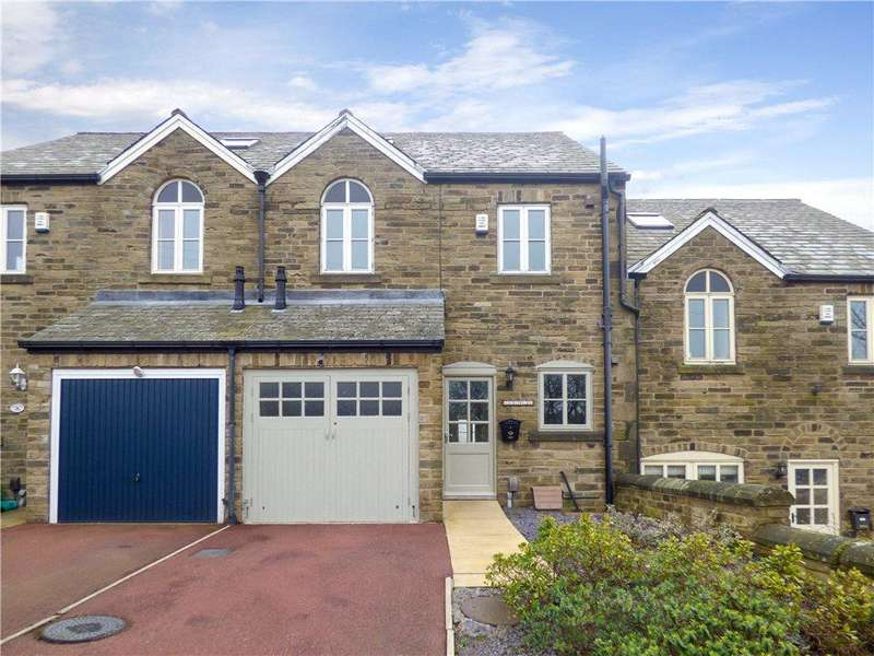 4 Bedrooms Town House for sale in Church View, Old Road, Denholme, Bradford