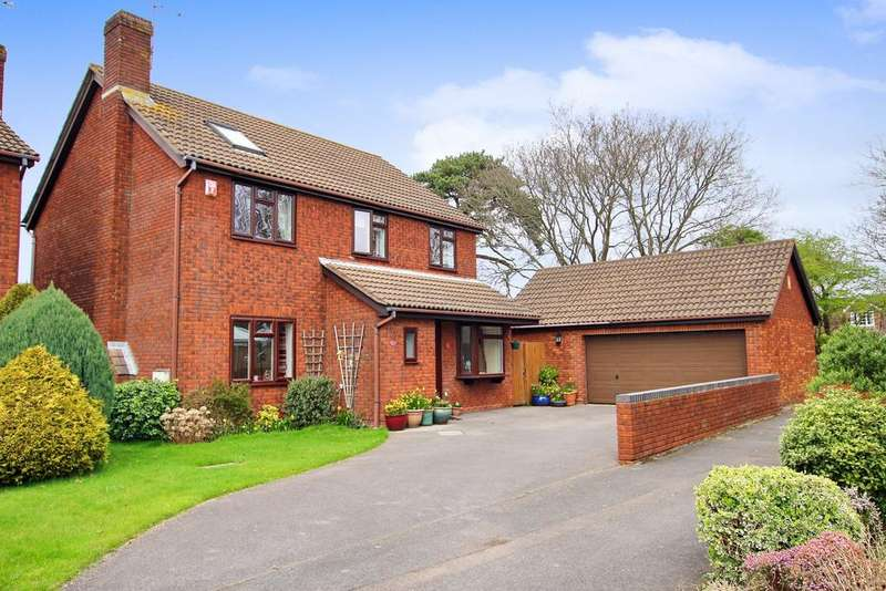 5 Bedrooms Detached House for sale in GREAT MEAD, DENMEAD