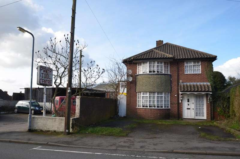 3 Bedrooms Detached House for sale in Stafford Street, Heath Hayes