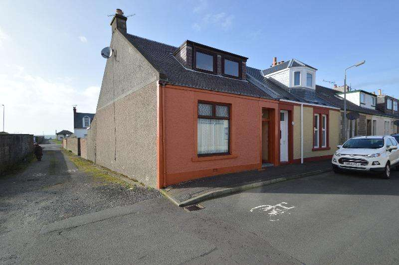 4 Bedrooms Bungalow for sale in Wilson Street, Girvan, South Ayrshire, KA26 9AR