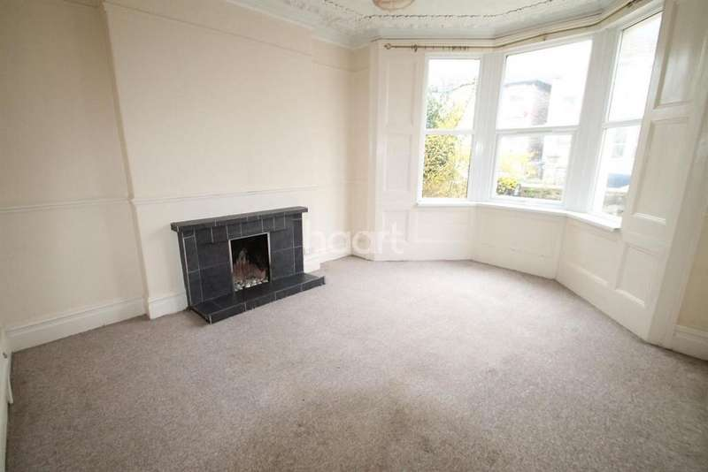 4 Bedrooms Semi Detached House for sale in Osborne Road, Weston-super-Mare