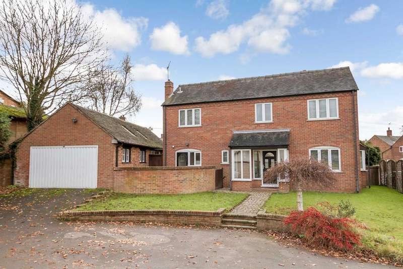 4 Bedrooms Detached House for sale in Bulkington Road, Nr Coventry