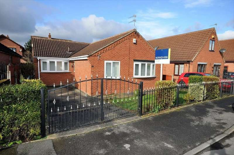 4 Bedrooms Detached Bungalow for sale in The Croft, Thorne