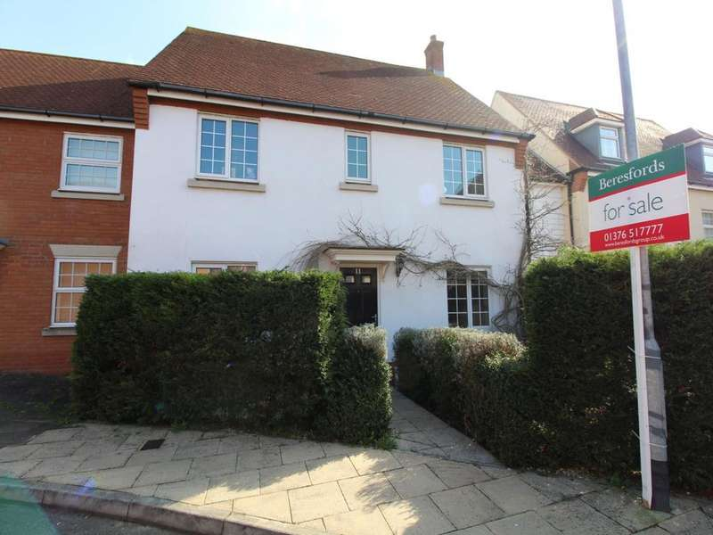 5 Bedrooms Semi Detached House for sale in Baker Way, Witham, Essex, CM8