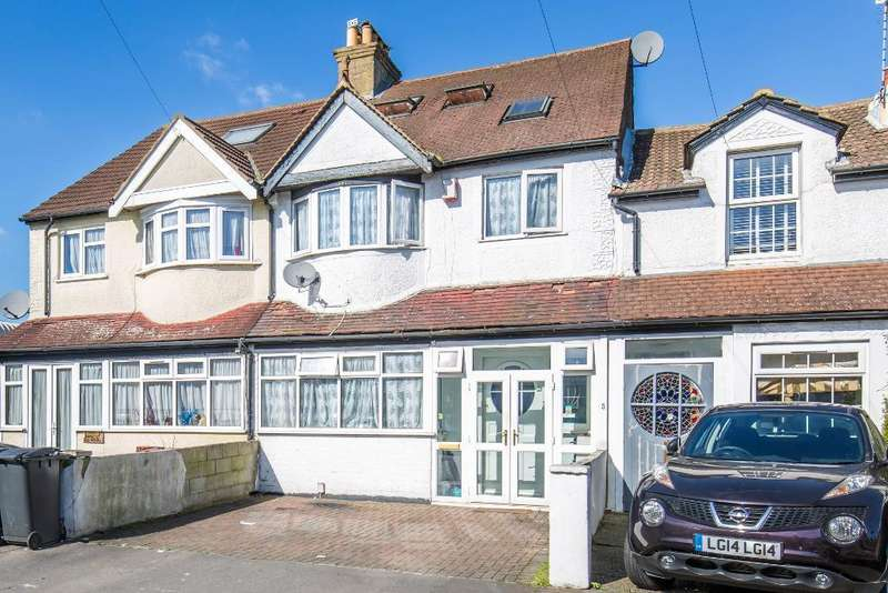6 Bedrooms Terraced House for sale in Junction Road, South Croydon, CR2 6RA