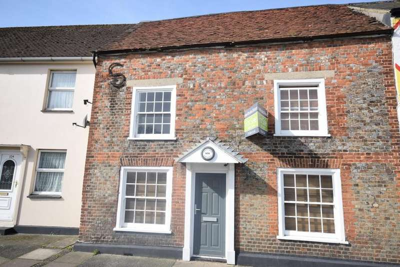 3 Bedrooms Terraced House for sale in East Street, Newport