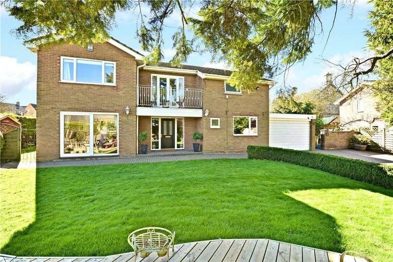4 Bedrooms Detached House for sale in School Lane, Abthorpe, Towcester, Northamptonshire