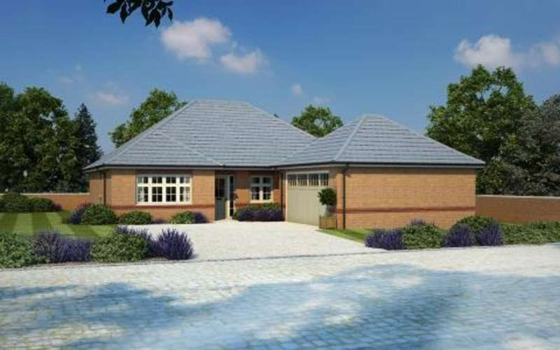 3 Bedrooms Detached Bungalow for sale in Stanbury Meadows, Newton Abbot