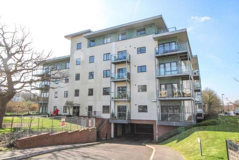 2 Bedrooms Apartment Flat for sale in Rollason Way, CM14