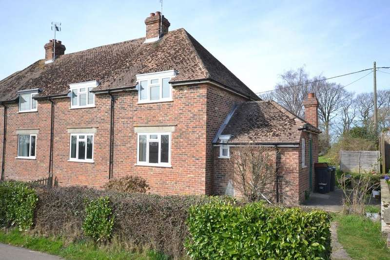 3 Bedrooms Semi Detached House for sale in Wittersham, TN30