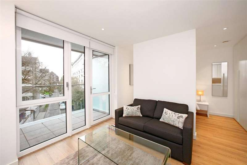 1 Bedroom Flat for sale in Rivulet Apartments, Devan Grove, London, N4