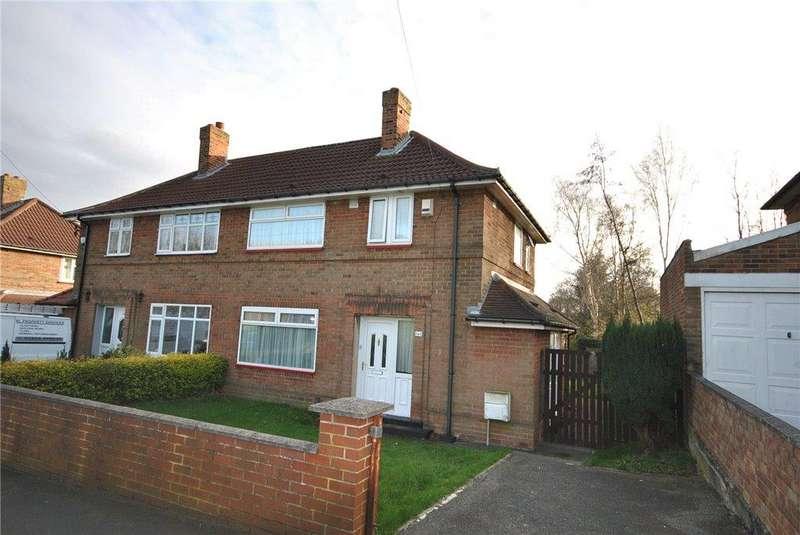 2 Bedrooms Semi Detached House for sale in Otley Old Road, Cookridge, Leeds