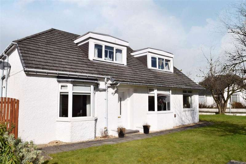 4 Bedrooms Detached House for sale in Lochaber Road, Bearsden, Glasgow