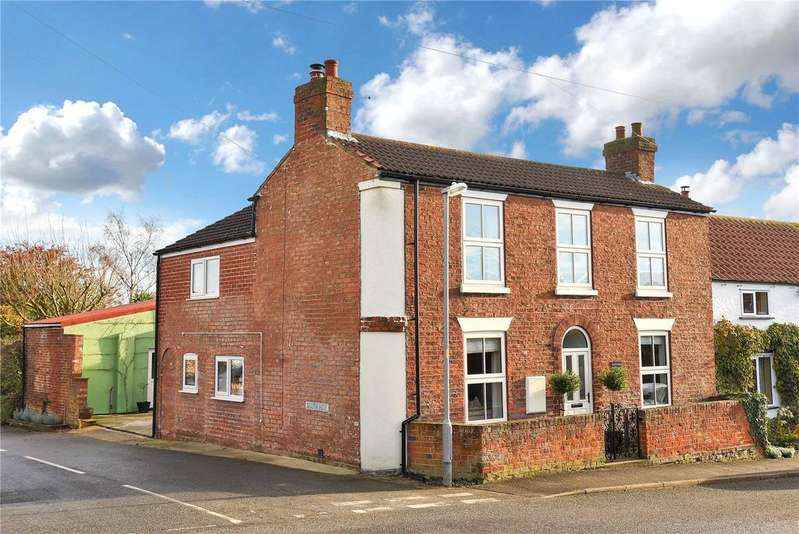 3 Bedrooms House for sale in Ludford Road, Binbrook, Market Rasen, Lincolnshire