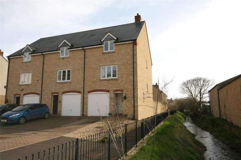 3 Bedrooms End Of Terrace House for sale in Old Tannery Way, Milborne Port, Sherborne, Dorset