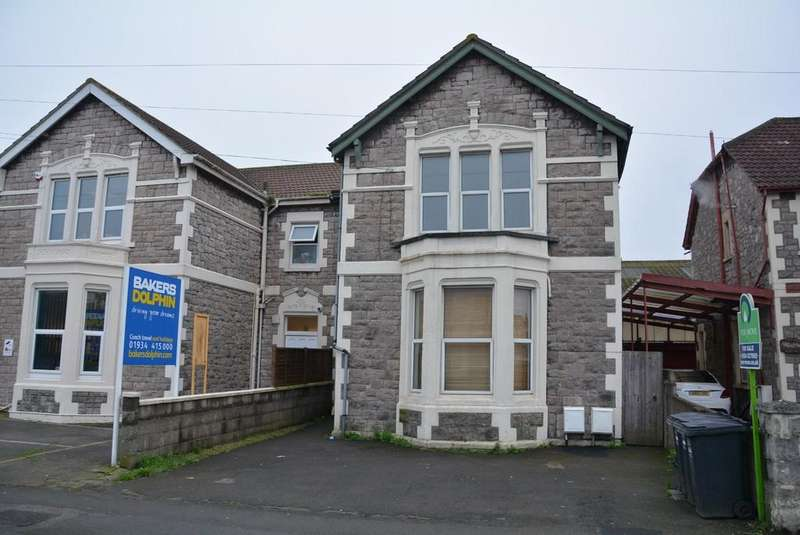 1 Bedroom Apartment Flat for sale in Locking Road, Weston-super-Mare
