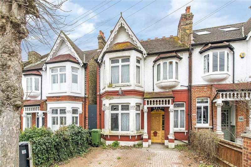 5 Bedrooms Semi Detached House for sale in Braxted Park, London, SW16