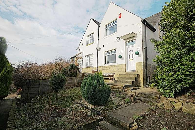 2 Bedrooms Semi Detached House for sale in Mahim Crescent, Baildon