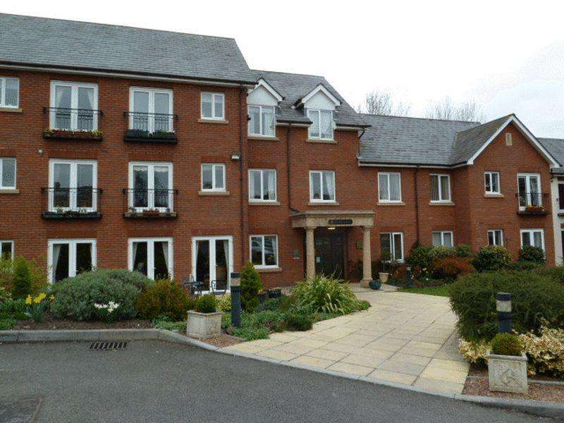 1 Bedroom Retirement Property for sale in Pegasus Court, Exeter
