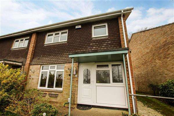 2 Bedrooms End Of Terrace House for sale in Northmere Drive, Poole