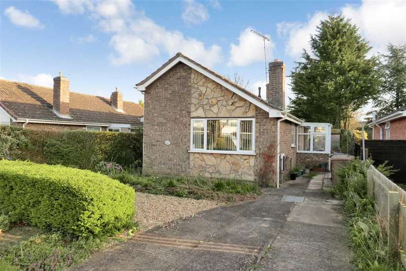 3 Bedrooms Detached Bungalow for sale in York Road, Sleaford