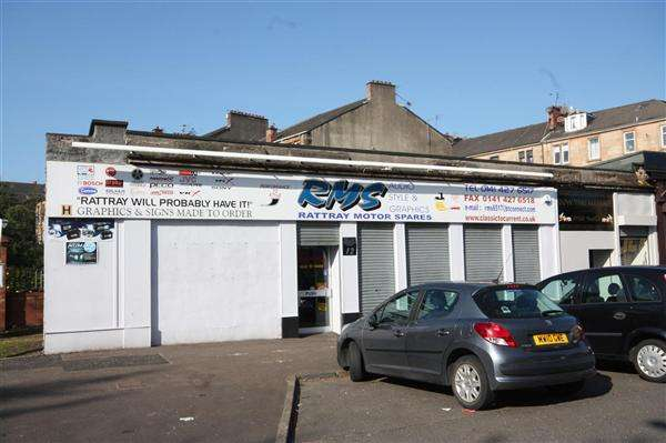 Commercial Property for rent in Cornwall Street, Glasgow