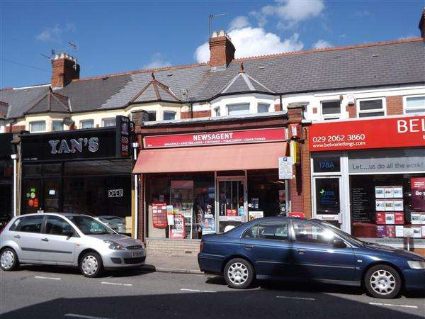 4 Bedrooms Commercial Property for sale in Whitchurch Road, Cardiff