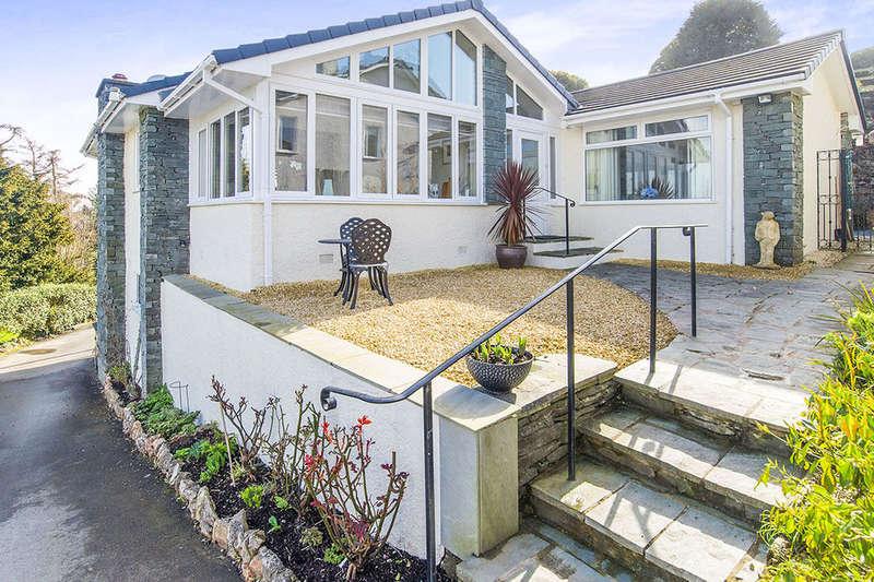3 Bedrooms Detached House for sale in Bell Hill, Lindale, Grange-Over-Sands, LA11