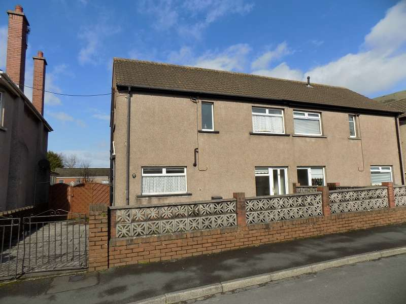 3 Bedrooms Semi Detached House for sale in Cyncoed Road, Margam, Port Talbot, Neath Port Talbot. SA13 2AE