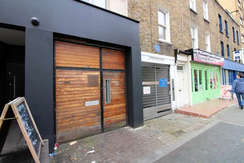 Factory Commercial for sale in Chalton Street, London NW1