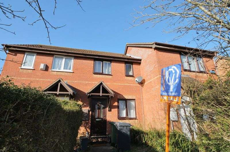 2 Bedrooms Terraced House for sale in Ormonds Close, BRISTOL