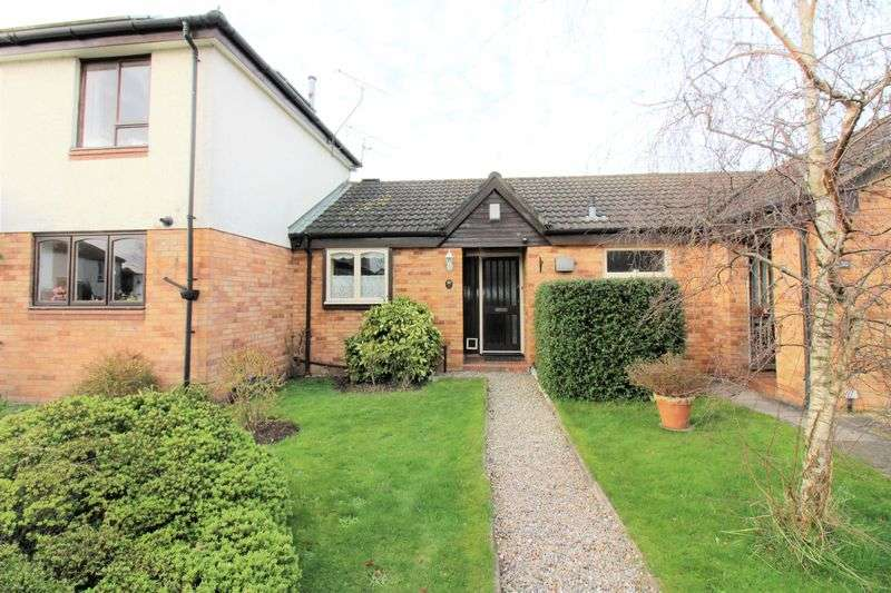 1 Bedroom Bungalow for sale in Mallory Walk, Chester