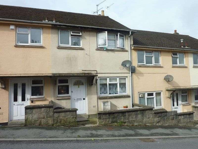 2 Bedrooms Terraced House for sale in Finn V C Estate, Bodmin