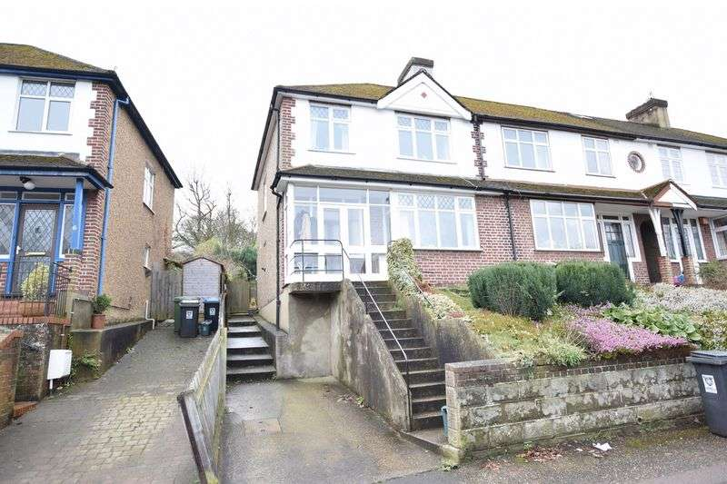 3 Bedrooms Semi Detached House for sale in Shendish Edge, APSLEY, Hemel Hempstead