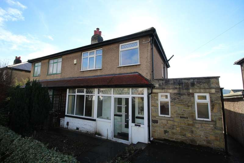 3 Bedrooms Semi Detached House for sale in Granby Drive, Riddlesden, Keighley, BD20