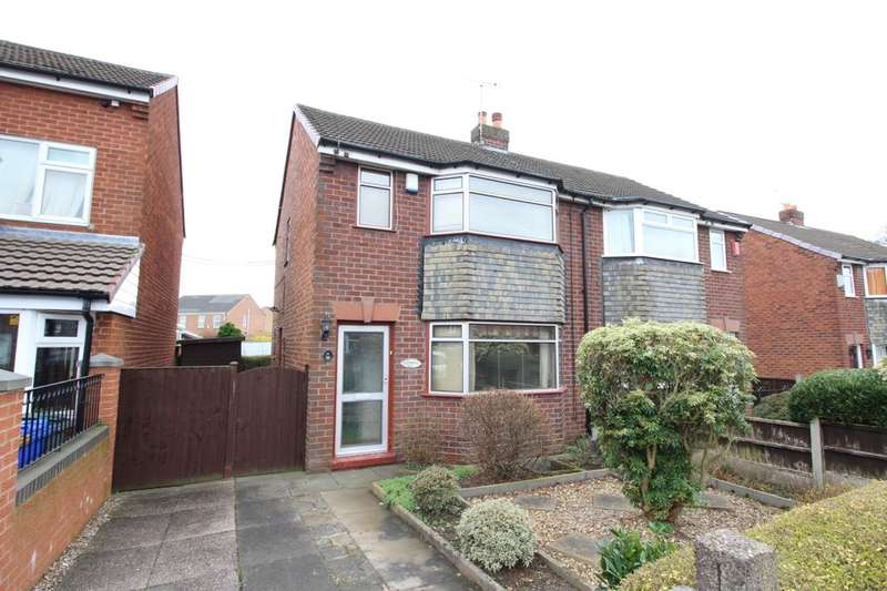 2 Bedrooms Semi Detached House for sale in Clandon Avenue, Tunstall, Stoke-On-Trent, ST6