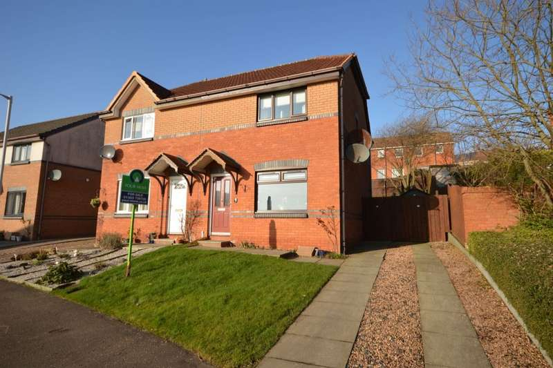3 Bedrooms Semi Detached House for sale in Kinnaird Place, Dunfermline, KY12