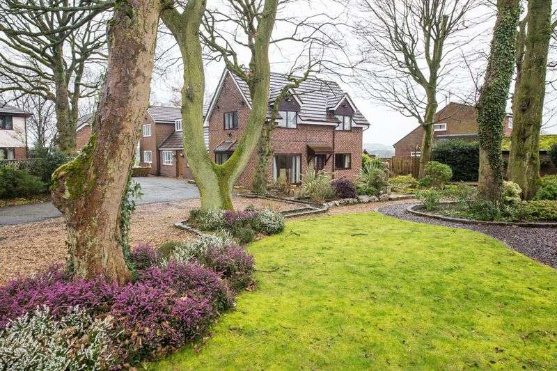 5 Bedrooms Detached House for sale in Mossy Lea Road, Wrightington