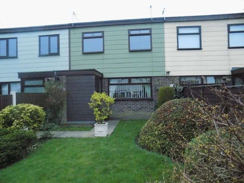 3 Bedrooms Terraced House for sale in Berberis Green, Gorleston, Great Yarmouth